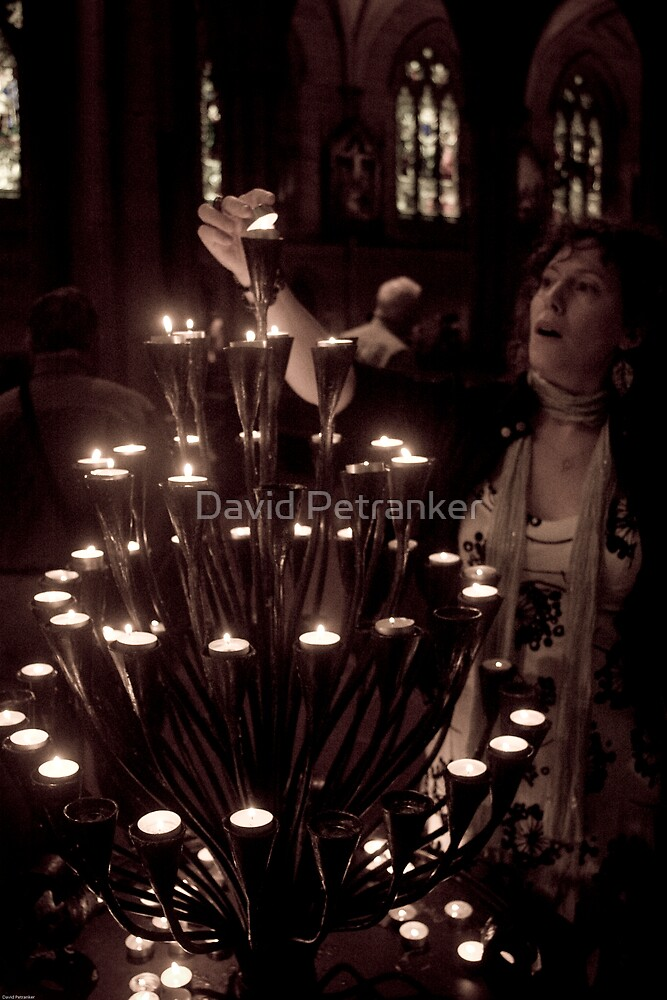 The Lighting by David Petranker
