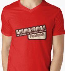 Hialeah, Florida | Retro Halftone T-Shirt
