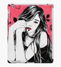 BLACKPINK ROSE iPad Case/Skin