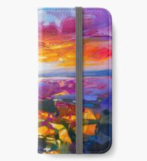 Uist Causeways 3 iPhone Wallet/Case/Skin