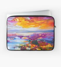 Uist Causeways 3 Laptop Sleeve
