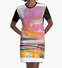 Resonance Study 1 Graphic T-Shirt Dress
