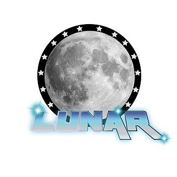 Lunar by Yahrris