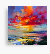 Vivid Light 2 Canvas Print