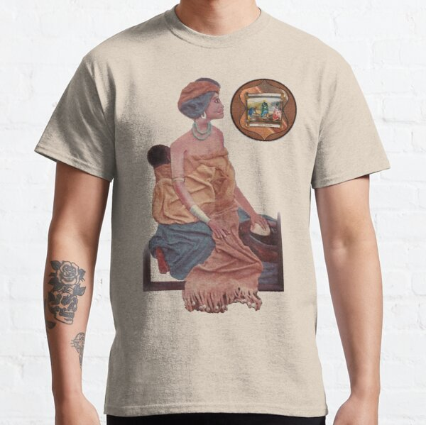African Art & Leather crafts Classic T-Shirt