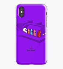 Pac Man's New Strategy iPhone Case/Skin
