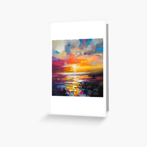 Vivid Light 1 Greeting Card
