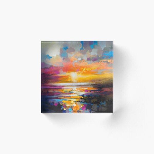 Vivid Light 1 Acrylic Block