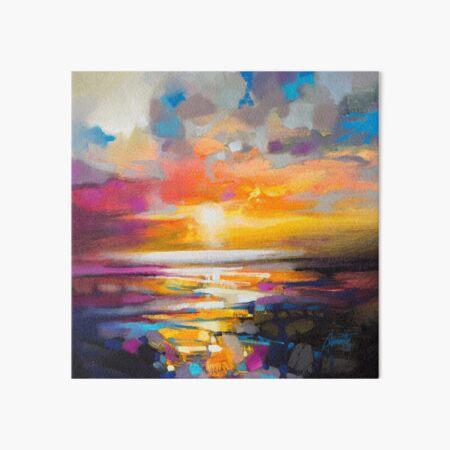 Vivid Light 1 Art Board Print