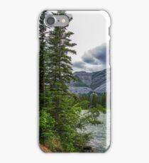 Bow River, Alberta Canada iPhone Case/Skin