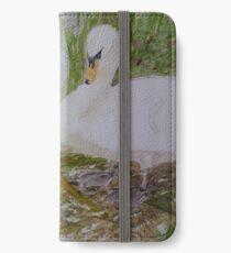 Swan and Cygnet iPhone Wallet/Case/Skin