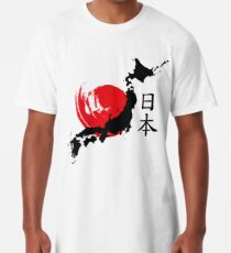 Japan Long T-Shirt