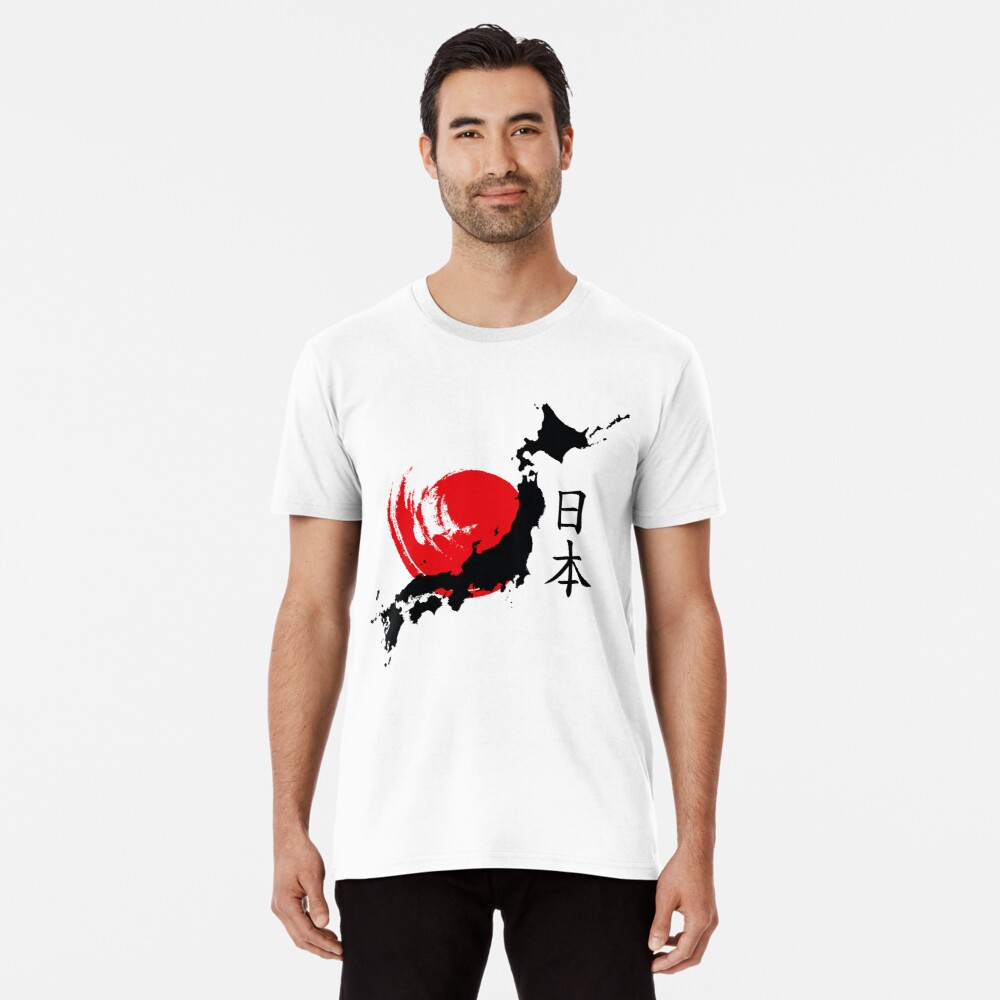 Japan Premium T-Shirt