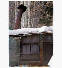 Loney Window Poster