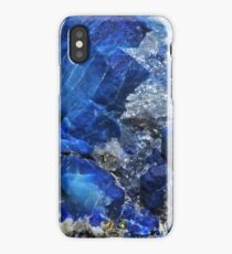 Beautiful Blue iPhone Case/Skin