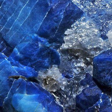 Beautiful Blue by lockwie