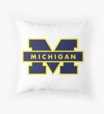 Michigan! Kissen