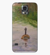 Lonely Goose Case/Skin for Samsung Galaxy