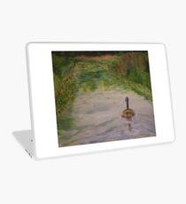 Lonely Goose Laptop Skin