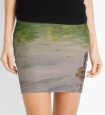 Lonely Goose Mini Skirt