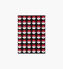 pokemon- pokeball Art Board