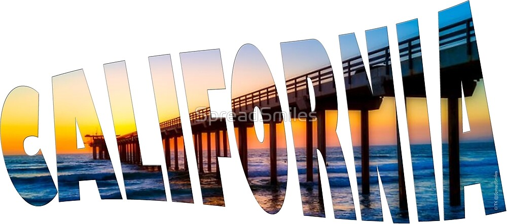 California 1 by SpreadSmiles