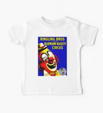 RINGLING BROS. BARNUM and BAILEY : Vintage 1910 Circus Print Kids Clothes