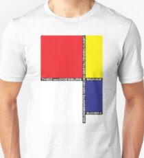 Bauhaus # 3 Slim Fit T-Shirt