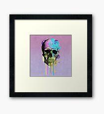 skull 6 Framed Print