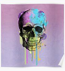 skull 6 Poster