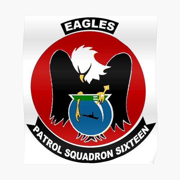 VP-16 - War Eagles Crest Poster