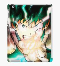 Deku - Smash iPad Case/Skin