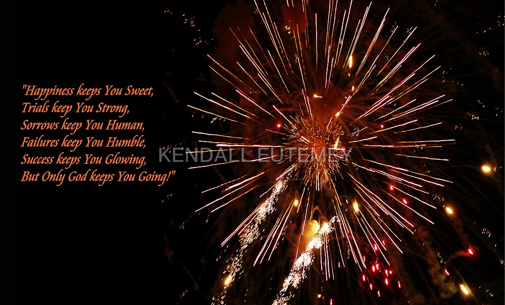 HAPPINESS by KENDALL EUTEMEY