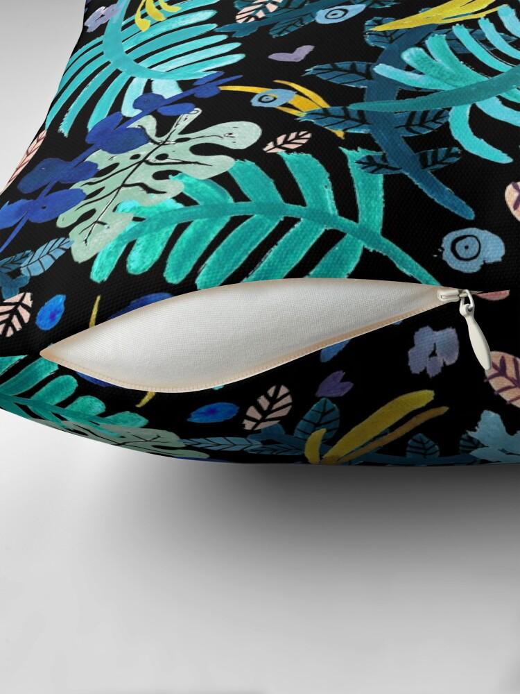 Alternate view of LEAVES Floor Pillow