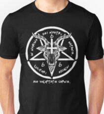 BAPHOMET - SIGIL OF SATAN - THE OCCULT Unisex T-Shirt