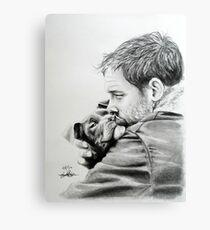 Tom hardy  Canvas Print