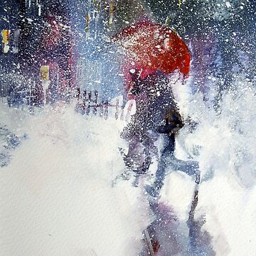 Snow Storm - Winter Art Gallery by ballet-dance