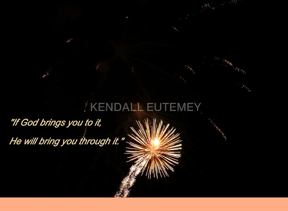 Untitled by KENDALL EUTEMEY