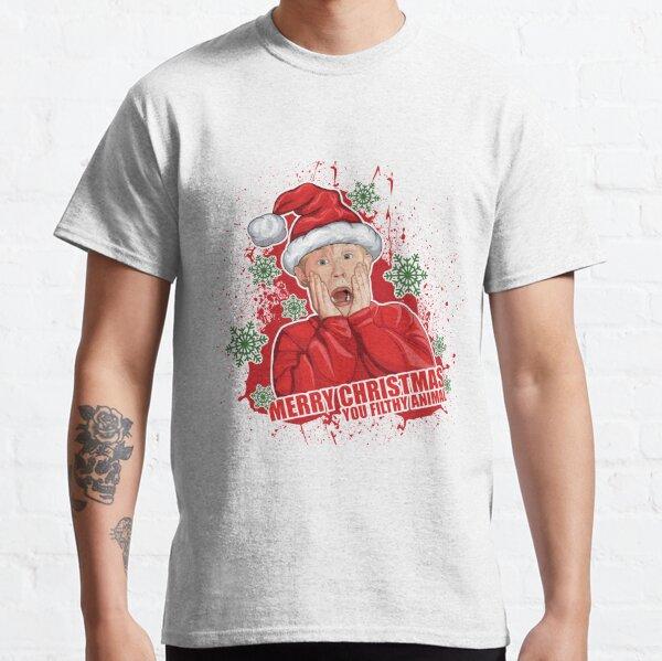 Auf die Brecheisen Damen Sweater Kevin Harry Marv Weihnachten X Mas Santa Claus