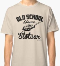 Oldschool game Slotcar  Classic T-Shirt