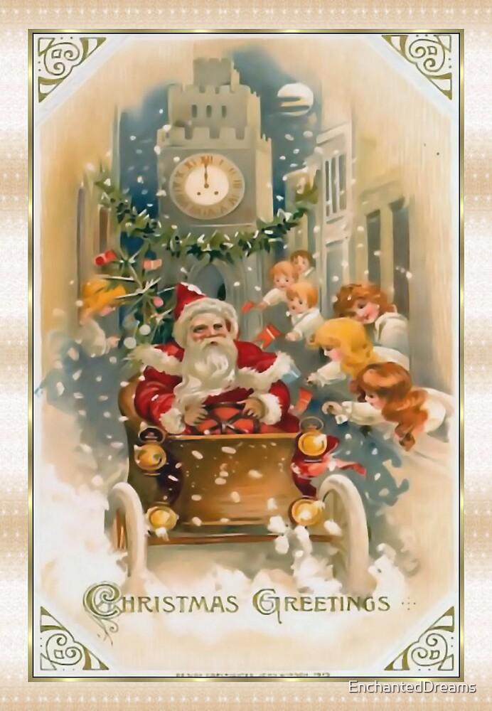 Christmas Greetings by EnchantedDreams
