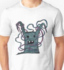 Blue Monster Unisex T-Shirt