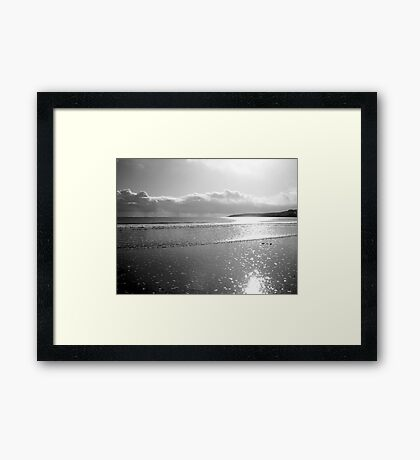 Inchadonney Framed Print