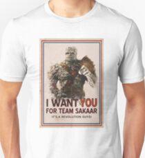 Join The Revolution! Unisex T-Shirt