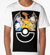 pokemon Long T-Shirt