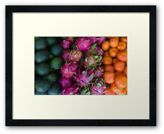 Fresh Fruit by photosbyflood