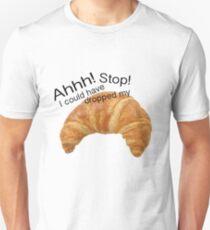 Croissant Vine Unisex T-Shirt