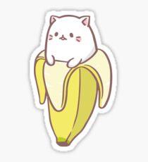 Bananya Banana cat Sticker