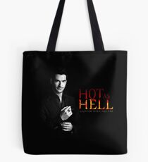 Hot As Hell Lucifer Morningstar Tote Bag