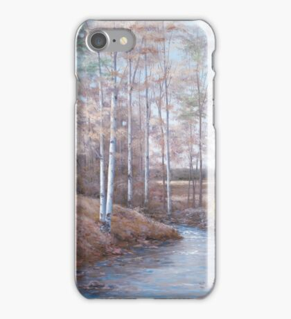 BIRCH CREEK iPhone Case/Skin